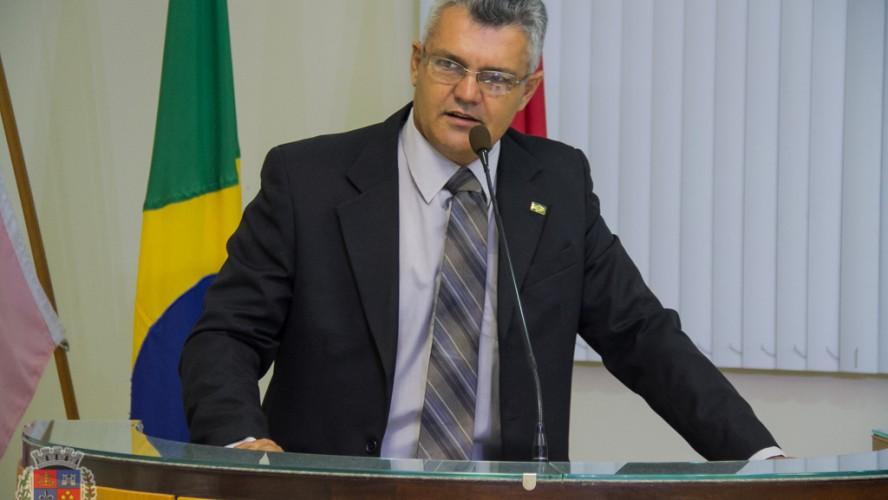 João Francisco Rodrigues - Presidente do Sindicato Rural de Iúna - 08/02/2017